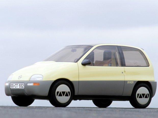 Opel Junior Concept