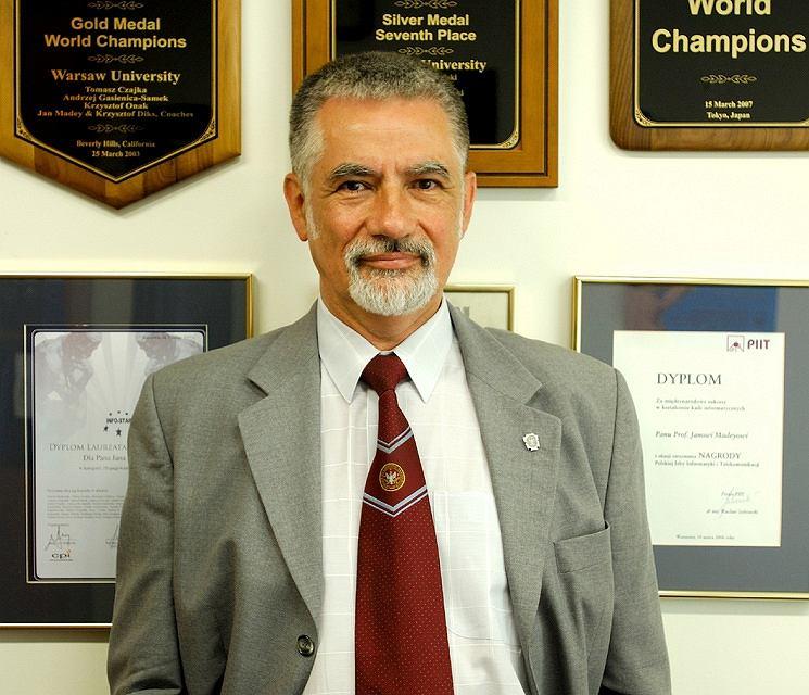 Prof. Jan Madey