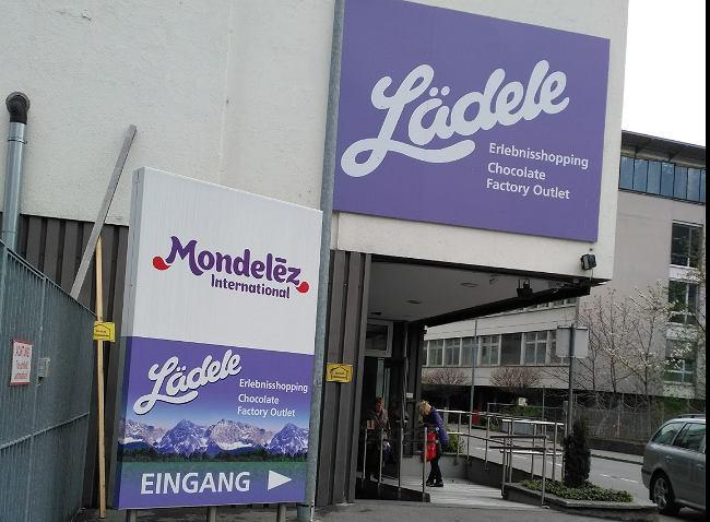 Fabryka Milki w austriackim Bludenz