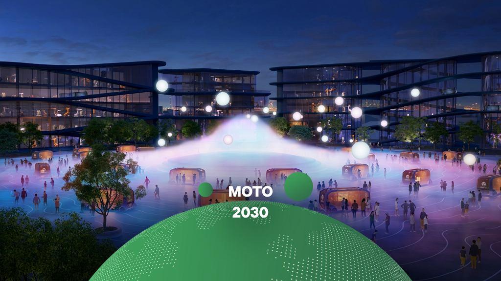 Eksperymentalne miasto przyszłości Woven City
