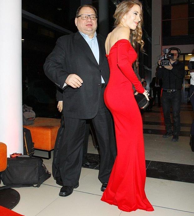 Ryszard Kalisz i Ewa Chodakowska