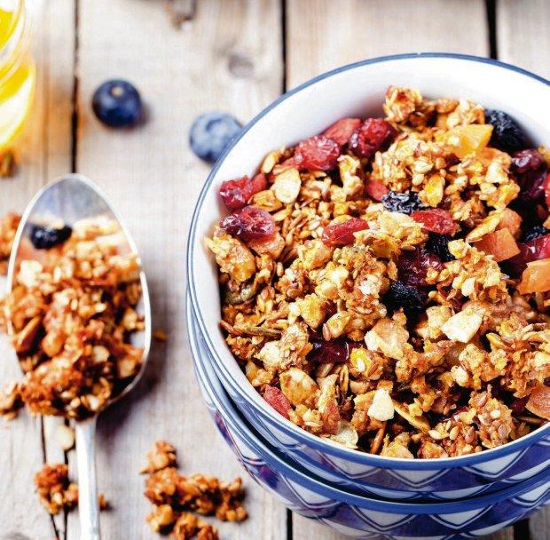 Płatki i owsianki - pomysły na śniadanie