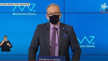 Ferie w jednym terminie - Minister Niedzielski komentuje