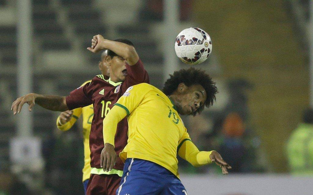Copa America. Brazylia - Paragwaj. Stream