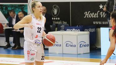 Sobota, 5 grudnia 2020 r. Energa Basket Liga Kobiet: POLSKASTREFAINWESTYCJI ENEA GORZÓW - ŚLĘZA WROCŁAW 72:63