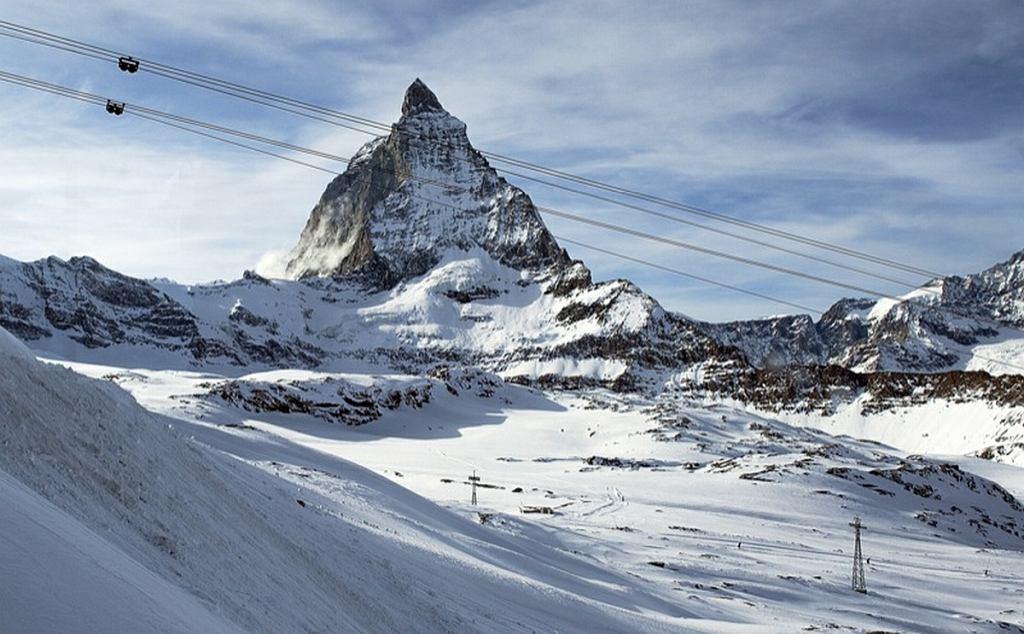 Alpy. Podczas wspinaczki na Matterhorn zginęło dwóch Polaków