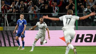 Mahir Emreli komentuje mecz Legia - Leicester i gola.