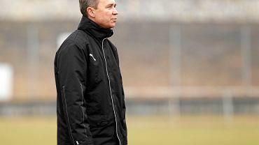Mirosław Smyła, trener Rozwoju Katowice