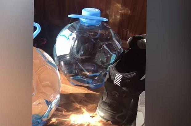 Wyprodukowali butelkę wzniecającą ogień