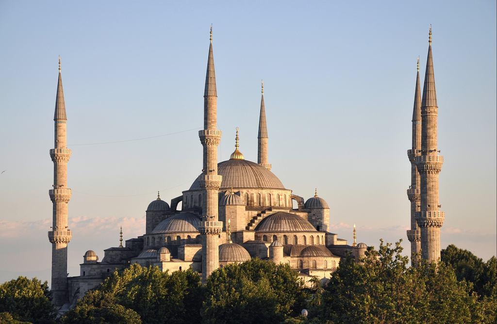 Meczet Sułtana Ahmeda 1, Stambuł / Wikimedia Commons