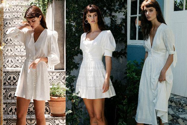 Wiosenno-letnia kolekcja 303 Avenue to duży wybór zwiewnych, dziewczęcych sukienek