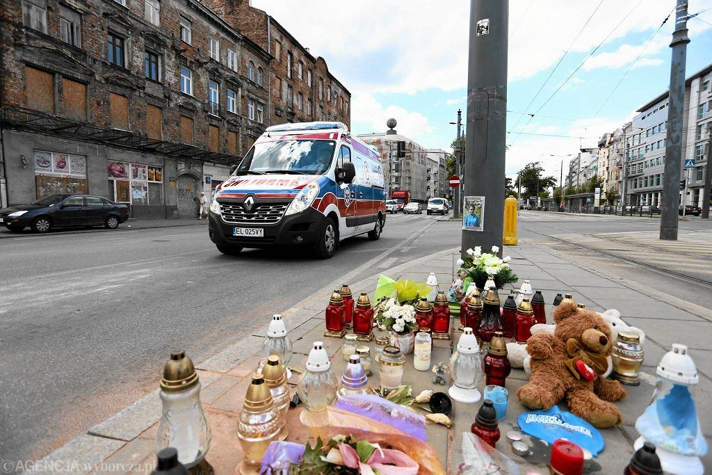 U zbiegu Targowej i Kijowskiej zginęła 14-latka