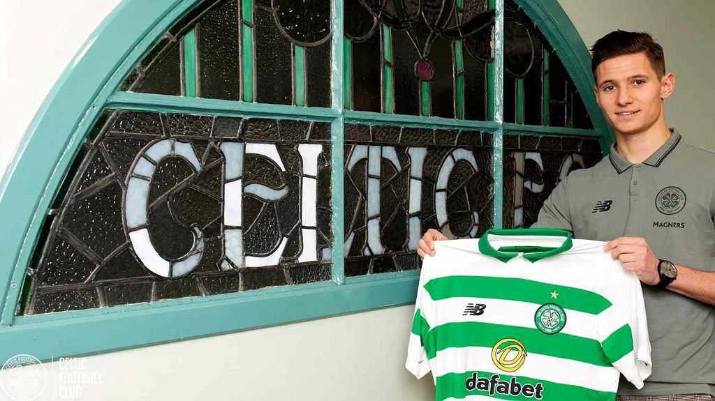 Patryk Klimala w Celticu