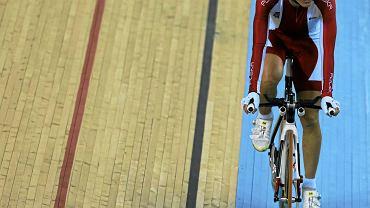 Anna Harkowska podczas igrzysk oaraolimpijskich w Londynie