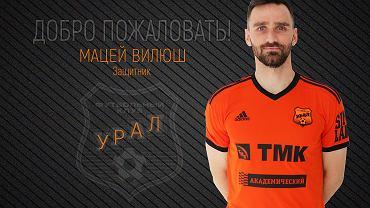 Maciej Wilusz zmienił klub! Zagra w rosyjskim zespole z dwoma Polakami