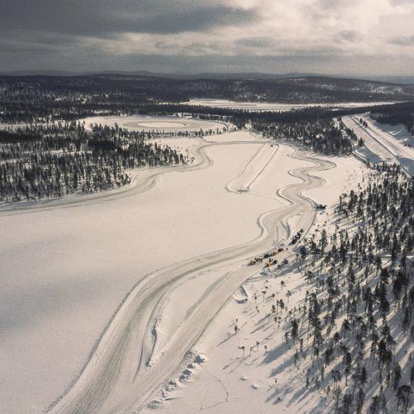 White Hell, czyli największy na świecie ośrodek testowania opon zimowych