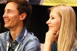 Kamil Stoch i Ewa Bilan-Stoch