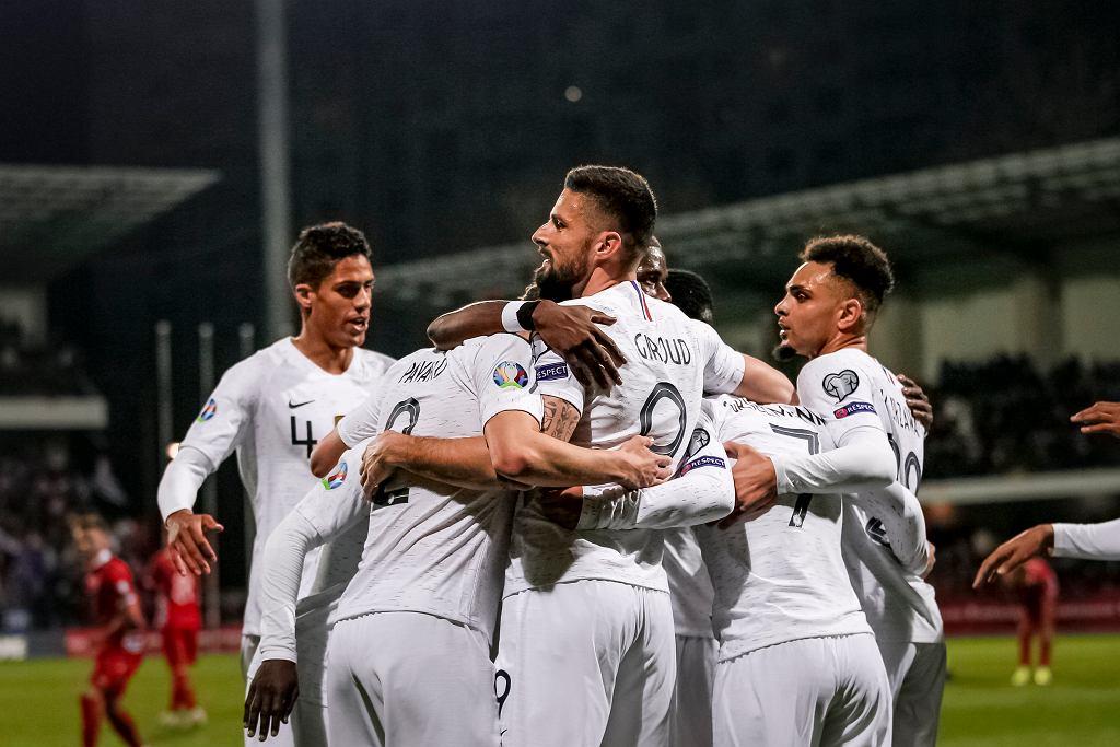 Eliminacje Euro 2020. Gdzie oglądać poniedziałkowe mecze?