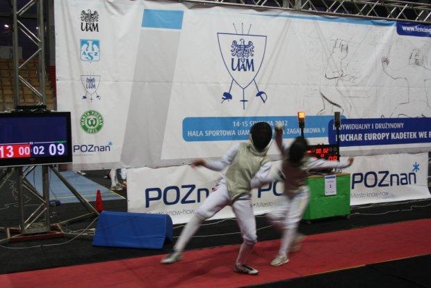 Międzynarodowa impreza w Poznaniu. Adam Mickiewicz University Cup