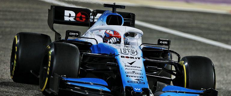 F1. To jest największy problem Williamsa! Robert Kubica i George Russell są zgodni. Zespół wprowadzi poprawki