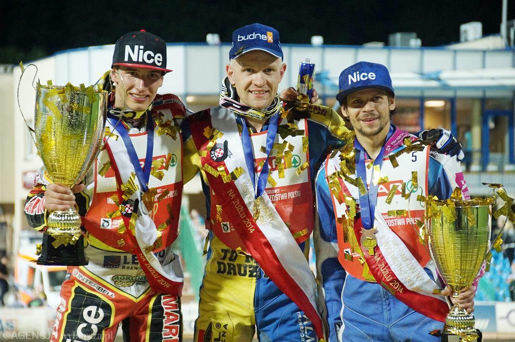 Indywidualne Mistrzostwa Polski na żużlu