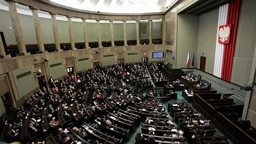 Rusza dwudniowe posiedzenie Sejmu