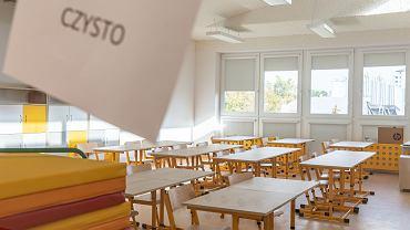 W rzeszowskiej szkole nauka stacjonarna