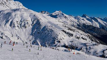 St. Anton jest jednym z najpopularniejszych ośrodków narciarskich w Austrii