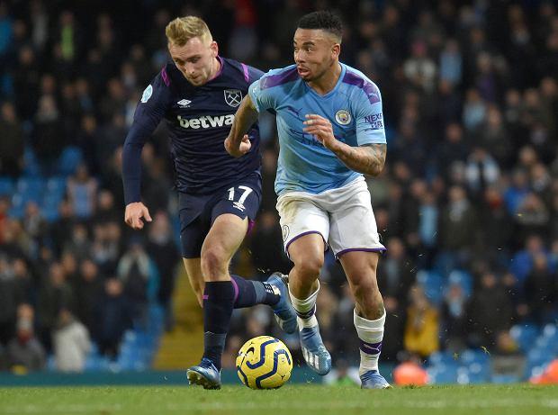 """Gabriel Jesus może odejść z Manchesteru City. """"Wielki klub, wielki zawodnik"""""""