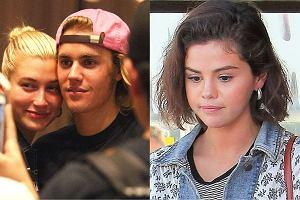 Hailey Baldwin, Justin Bieber, Selena Gomez