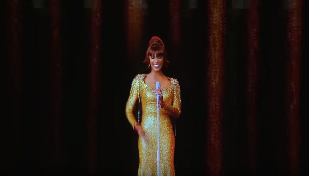Whitney Houston hologram takes centre stage in UK tour