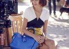 Alexa Chung po raz kolejny promuje torebki Longchamp