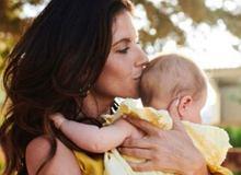 Rosati świętuje urodziny córki. Opublikowała zdjęcie z sali porodowej