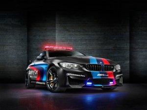 Wideo | BMW M4 Moto GP | Z wtryskiem wody