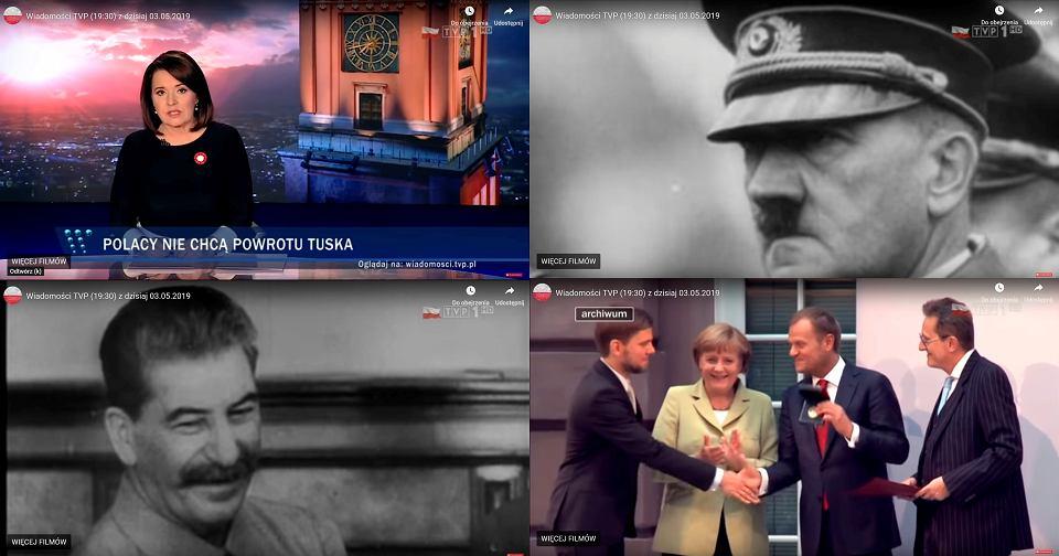 Wiadomości TVP z 3 maja 2019