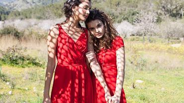 Czerwone sukienki z nowej kolekcji Risk Made in Warsaw