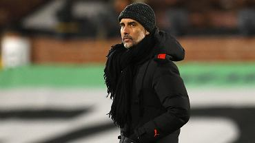 Pep Guardiola, trener Manchesteru City