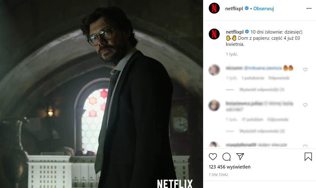 Netflix: nowości na kwiecień 2020