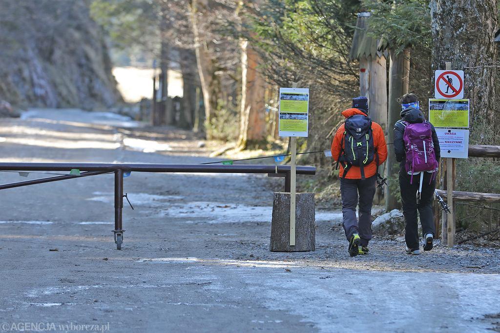 Turyści wciąż chcą jeździć do Zakopanego