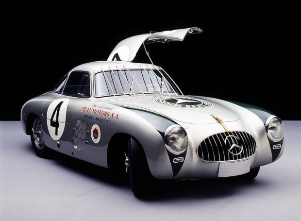 Mercedes 300 SL Racing z 1952