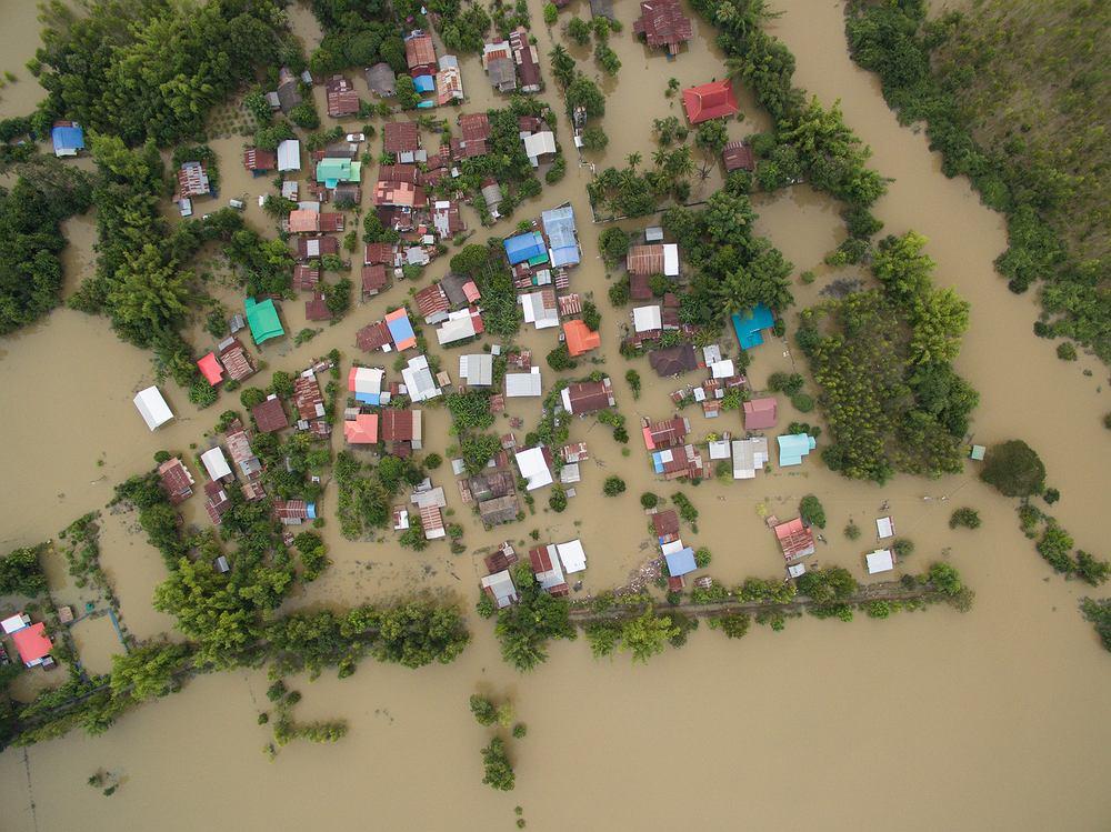 Powódź w Tajlandii w 2017 roku