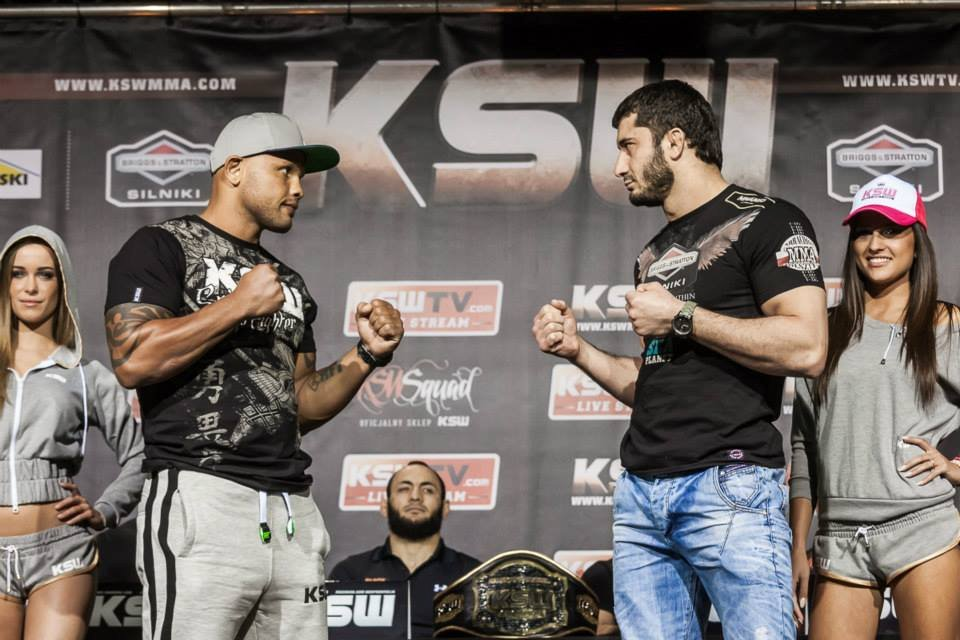 KSW27 - Cage Time
