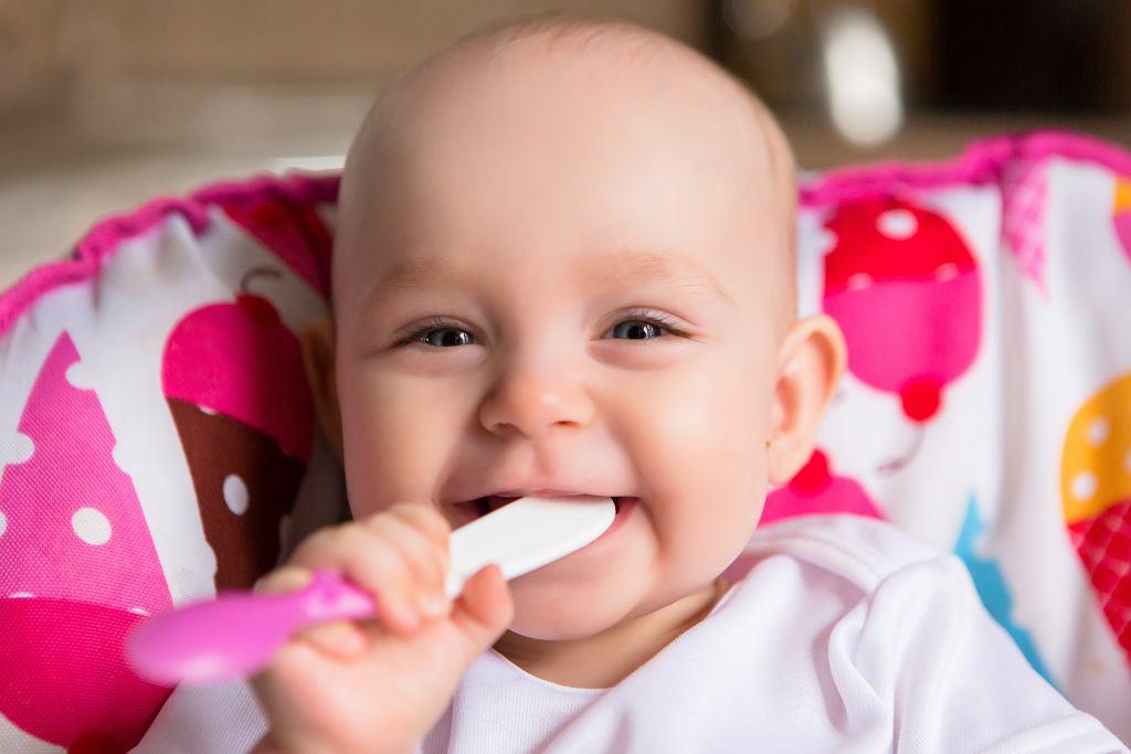 Ząbkowanie bez bólu