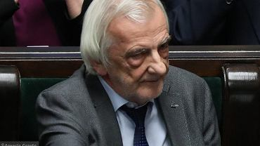 Ryszard Terlecki, wicemarszałek Sejmu, szef klubu PiS