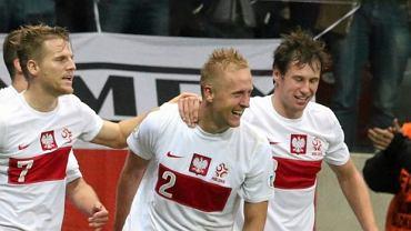 Polska - Anglia, 1:1