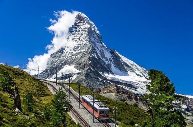 Szwajcaria Matterhorn / shutterstock