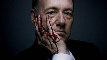 """""""House of Cards"""": Frank Underwood jako prezydent mający krew na rękach (Kevin Spacey)"""