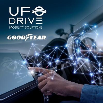 Goodyear nawiązuje współpracę z Ufodrive