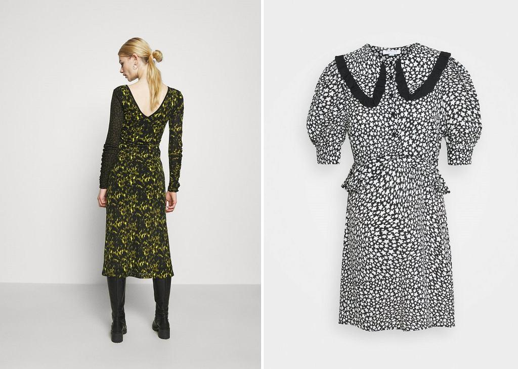 Sukienki na wiosnę 2021