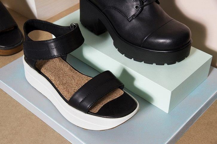 Vagabond buty na wiosnę 2016